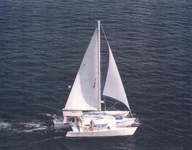 Searunner Multihulls - Seaclipper 38 and 41